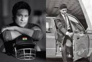 Sachin Tendulkar and Maruti 800