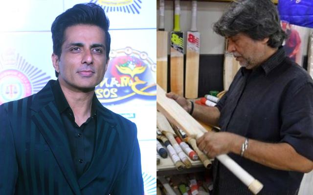 Sonu Sood and Aslam Chaudhary