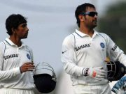 Wriddhiman Saha and MS Dhoni