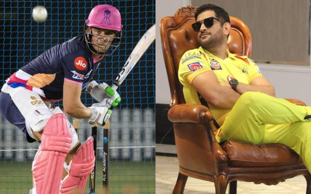 David Miller and MS Dhoni