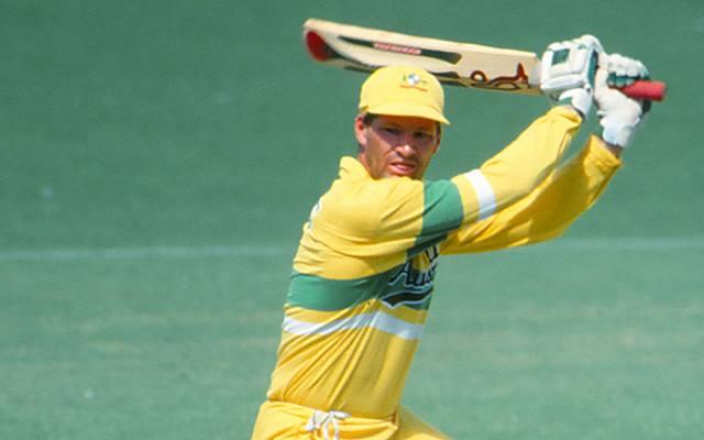 Dean Jones of Australia