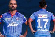 Delhi Capitals new jersey