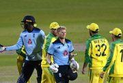 England vs Australia, 1st ODI