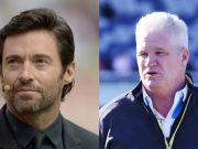 Hugh Jackman and Dean Jones