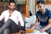 Irfan Pathan and Ambati Rayudu