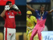 KL Rahul and Jofra Archer