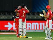 KL Rahul celebrating his century