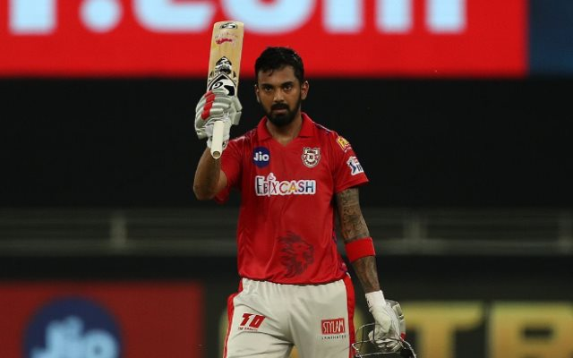 KL Rahul of Kings XI Punjab