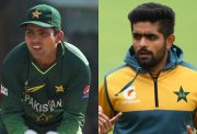 Kamran Akmal and Babar Azam