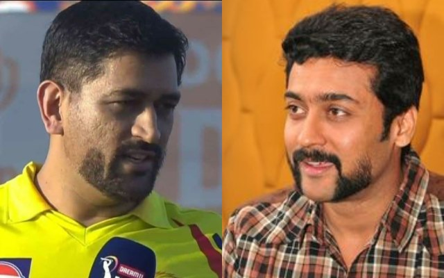 Twitterati react to MS Dhoni's new-look beard ahead of IPL ...