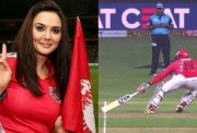 Preity Zinta Short Run