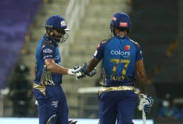 Rohit Sharma and Suryakumar Yadav