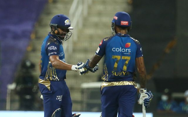 Rohit Sharma and Suryakumar Yadav