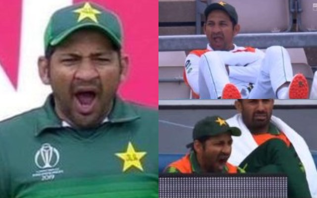 Sarfaraz Ahmed Pakistan