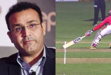 Virender Sehwag and short-run