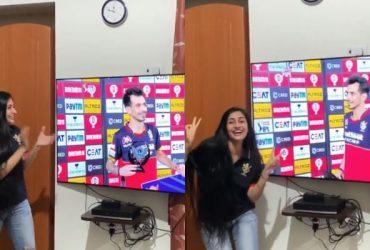 Yuzvendra Chahal's Girlfriend