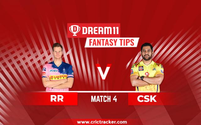 RR vs CSK