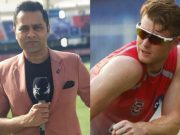 Aakash Chopra and Jimmy Neesham
