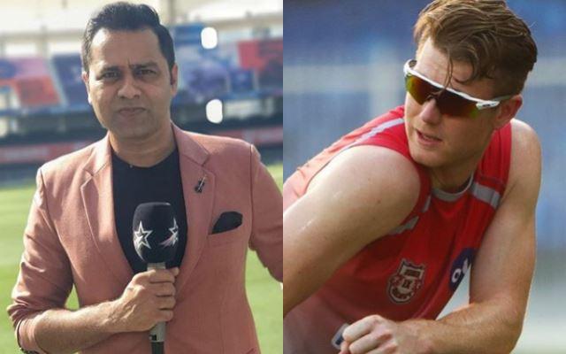 Aakash Chopra and Jimmy Neesham