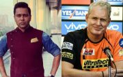 Aakash Chopra and Tom Moody