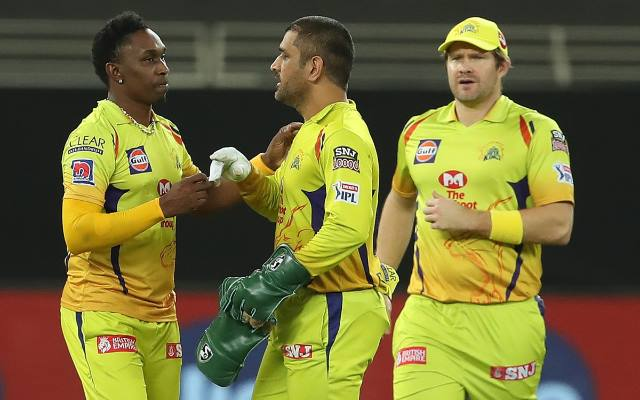 Chennai Super Kings v Sunrisers Hyderabad