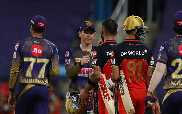 Eoin Morgan captain of Kolkata Knight Riders