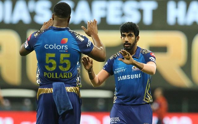 Bumrah uses short route to success, completes 100 wkts in IPL