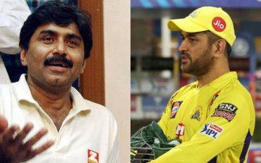 Javed Miandad and MS Dhoni