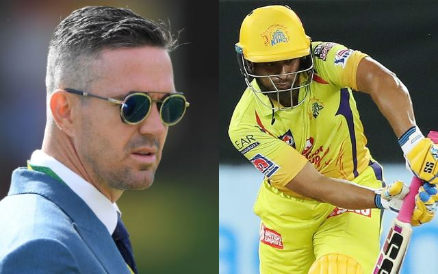 Kevin Pietersen and Ambati Rayudu