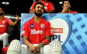 Kings XI Punjab captain KL Rahul