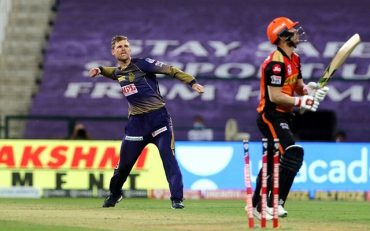 Lockie Ferguson of KKR