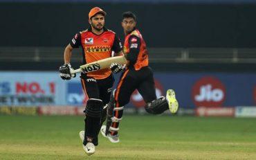Manish Pandey of Sunrisers Hyderabad