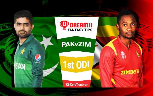PAKvZIM-Dream-XI-1st-ODI