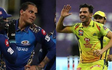 Rahul Chahar and Deepak Chahar