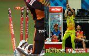 Rashid Khan dismissal