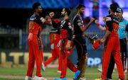 Royal Challengers Bangalore vs Kolkata Knight Riders