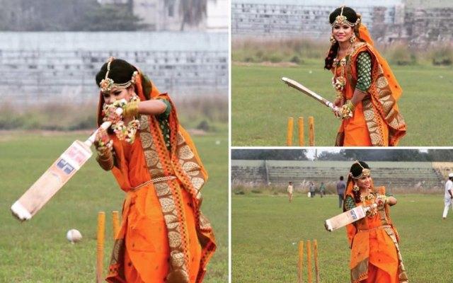 ICC reacts as Bangladesh women cricketer's wedding photoshoot goes viral