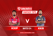 KXIP vs KKR D11 IPL 2020 Match 24