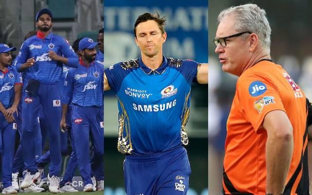 Delhi Capitals, Trent Boult and Tom Moody