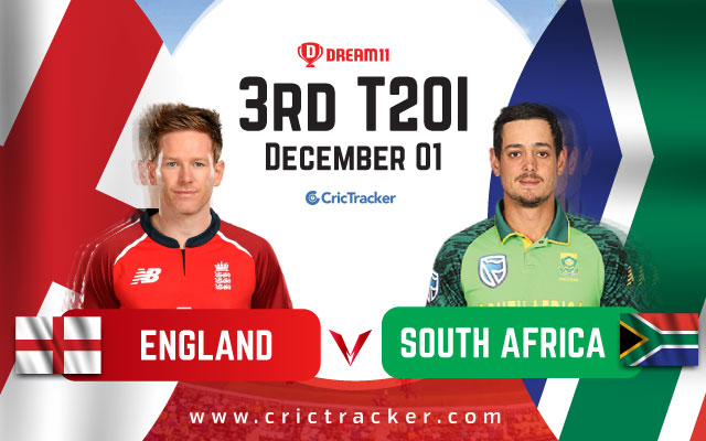 South Africa lose third T20I to England by 9 wickets