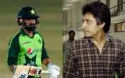 Mohammad Hafeez and Ramiz Raja