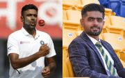 Ravichandran Ashwin and Babar Azam