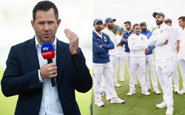 Ricky Ponting and Team India