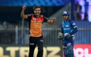 Sandeep Sharma of Sunrisers Hyderabad