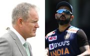 Tom Moody and Virat Kohli