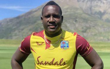 West Indies new jersey