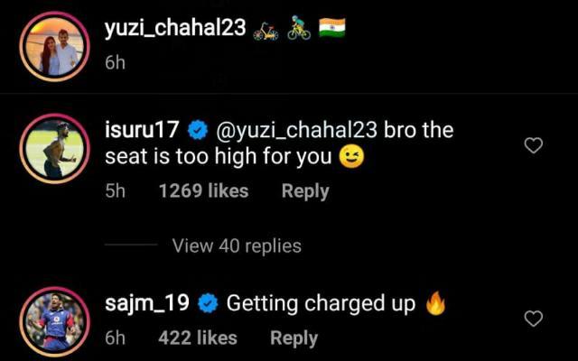 Yuzi Chahal-Instagram