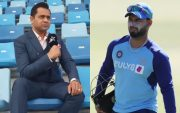 Aakash Chopra and Rishabh Pant