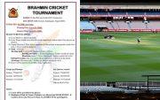 Brahmin Cricket Tournament