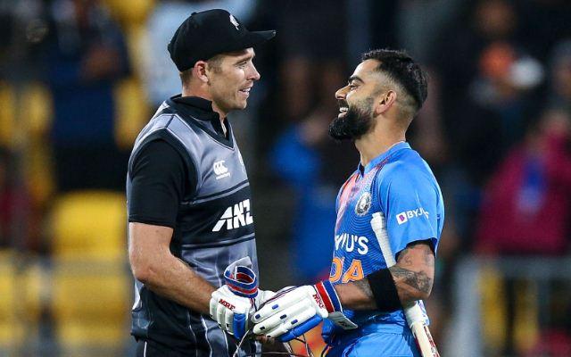 IND vs NZ, 4th T20I